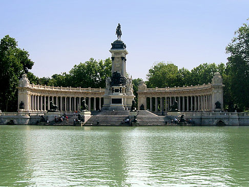 Fotos Monumento a Alfonso XII | Madrid