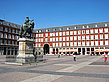 Placa Major - Landesinnere (Madrid)
