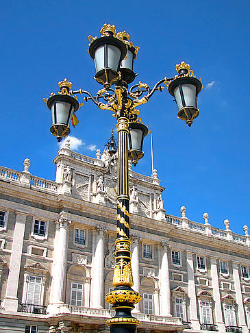 Foto Palacio Real - Madrid